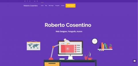 Roberto Cosentino è online!