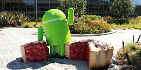 Recensione Android 9 Pie: prime impressioni